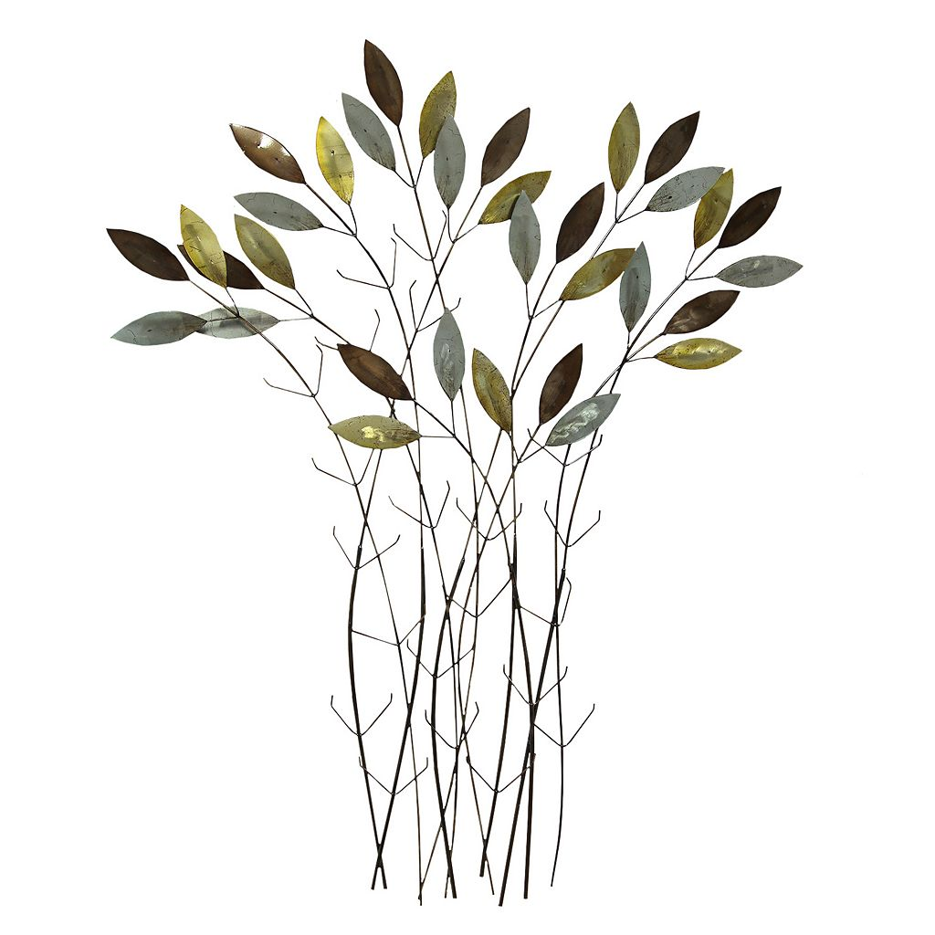 Stratton Home Decor Metal Branches Wall Decor