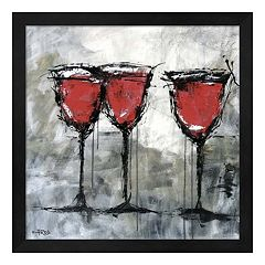 Vino 13 Framed Wall Art