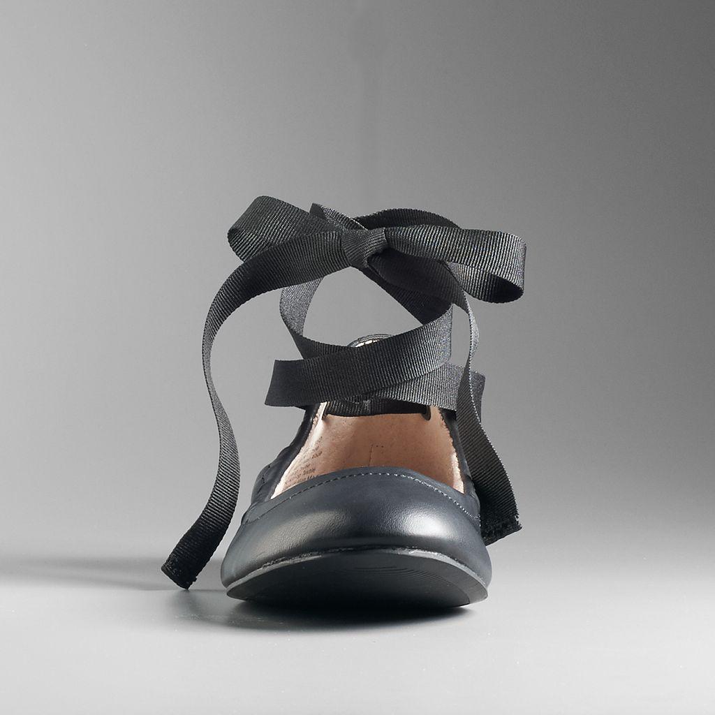 Simply Vera Vera Wang Marilyn Women's Ballet Flats