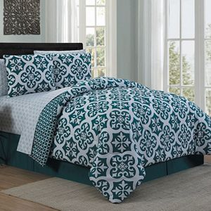 Cadence 8-piece Bed In A Bag Set