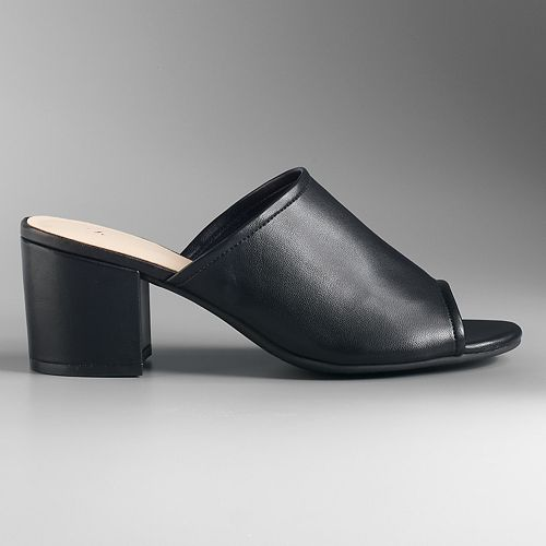 Simply Vera Vera Wang Shirley Women's High Heels
