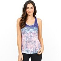 Women's Balance Collection Winged Slub Racerback Tank