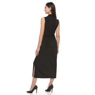 Women's Dana Buchman Midi Shirtdress