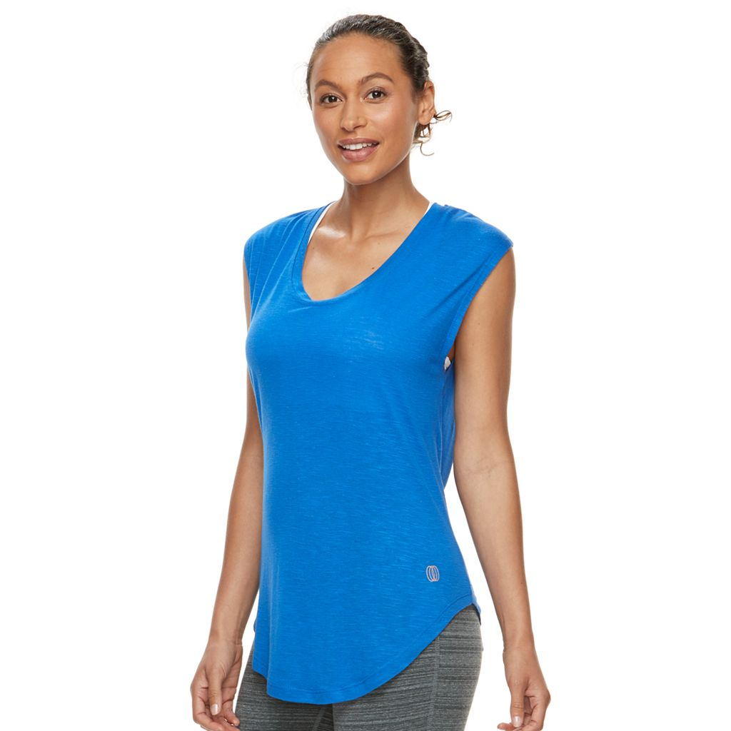 Women's Balance Collection Maebry Dolman Slub Tee