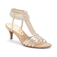 New York Transit Speak Up Women's Dress Sandals