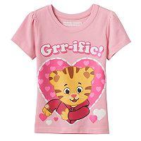 Toddler Girl Daniel Tiger