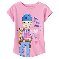 Toddler Girl Bob the Builder Wendy Graphic Tee