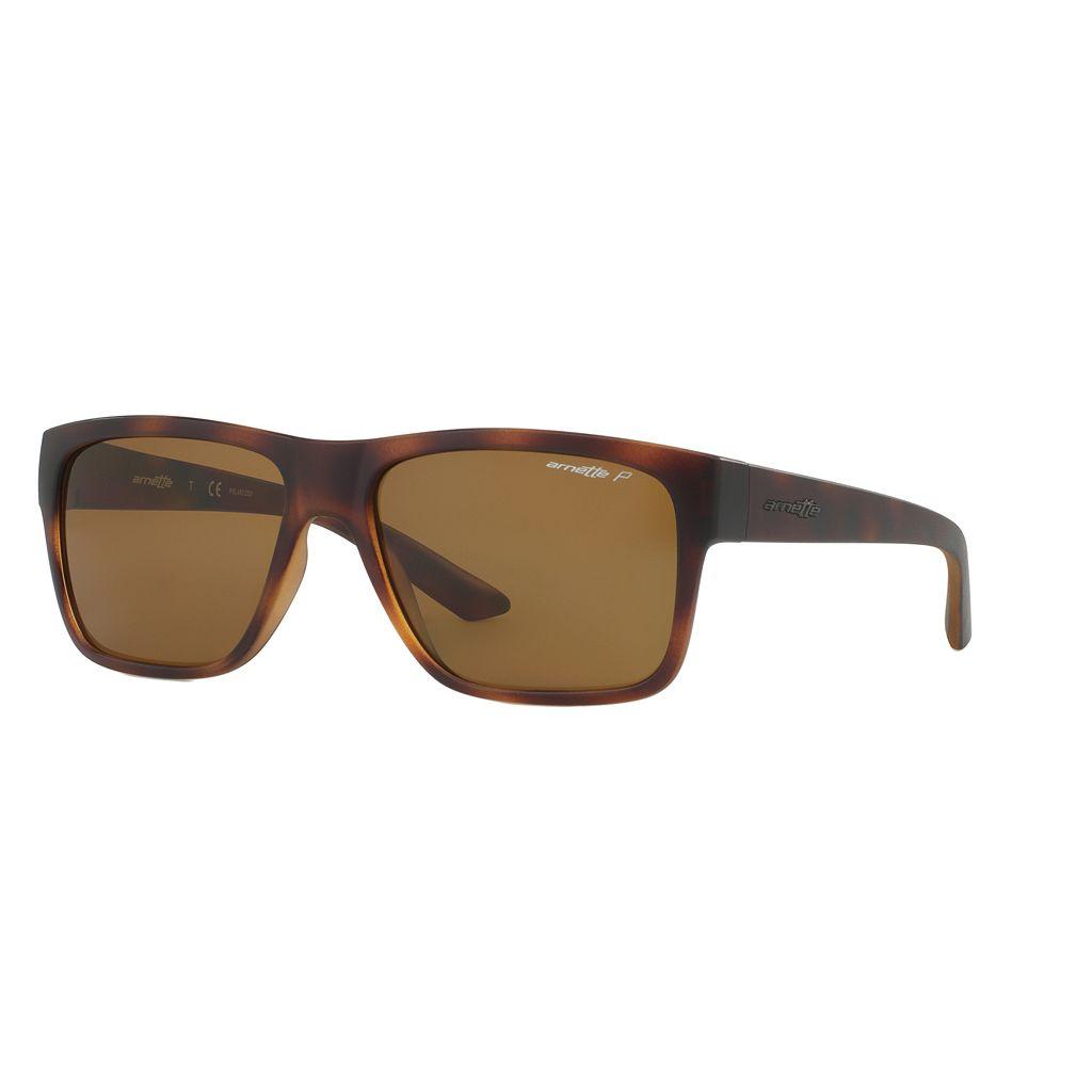 Arnette Reserve AN4226 57mm Square Polarized Sunglasses