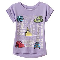 Toddler Girl Bob the Builder Trucks Graphic Tee