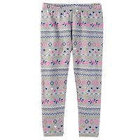 Girls 4-8 OshKosh B'gosh® Print Leggings