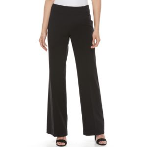Women's Dana Buchman Wide-Leg Pull-On Pants