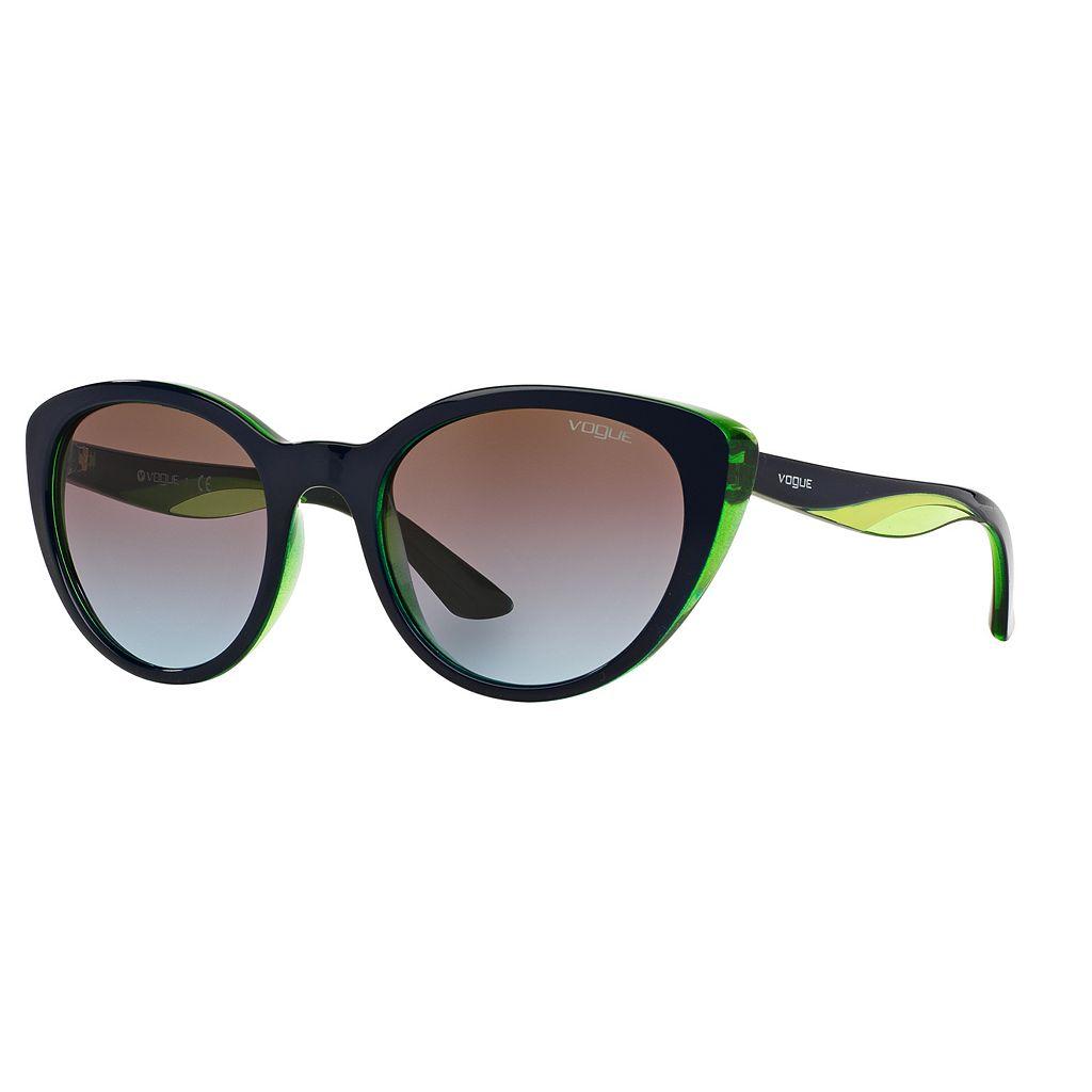 Vogue VO2963S 53mm Cat-Eye Gradient Sunglasses
