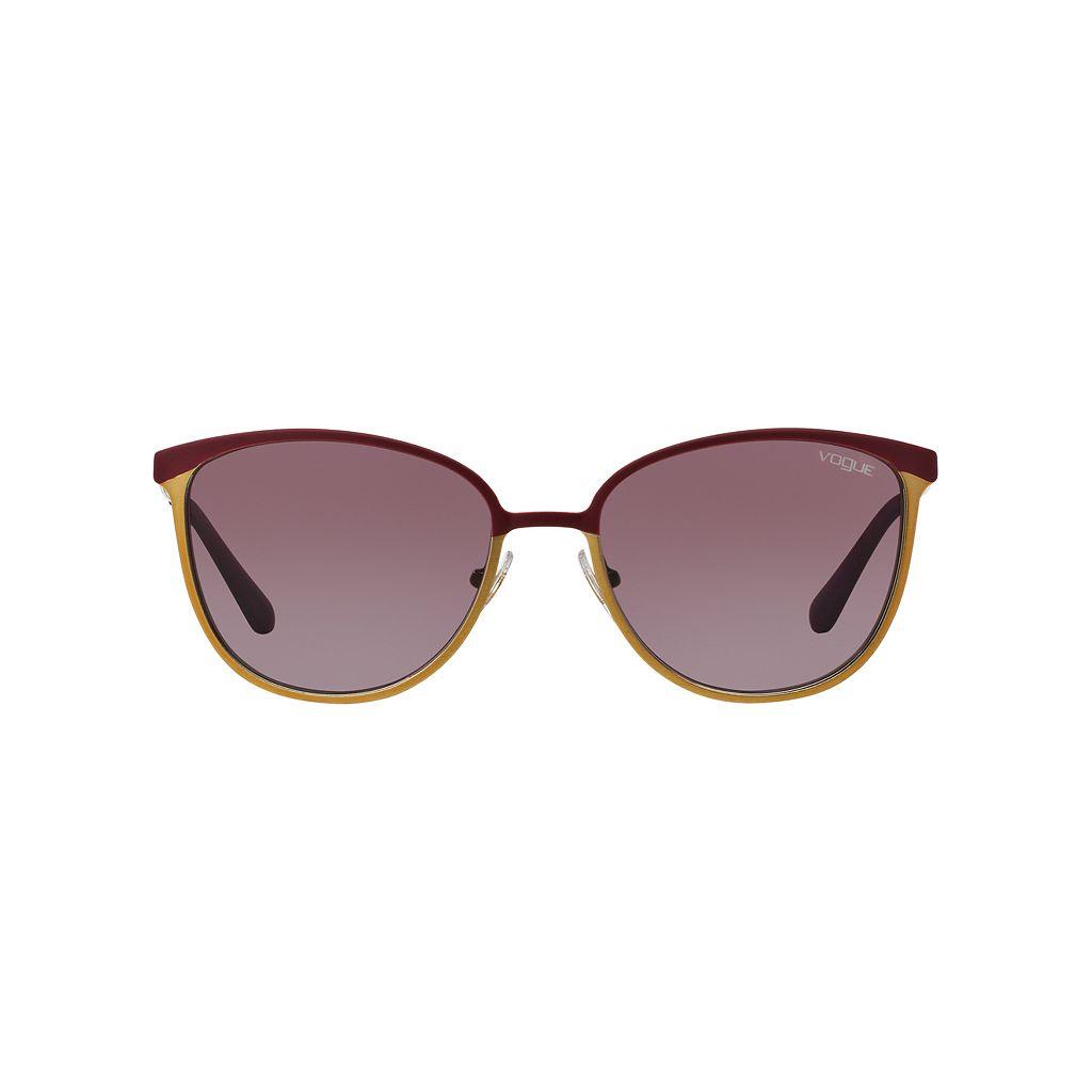 Vogue VO4002S 55mm Square Sunglasses