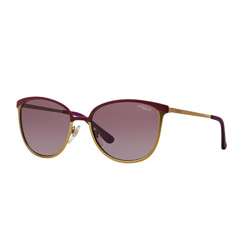 Vogue VO4002S 55mm Square Sunglasses