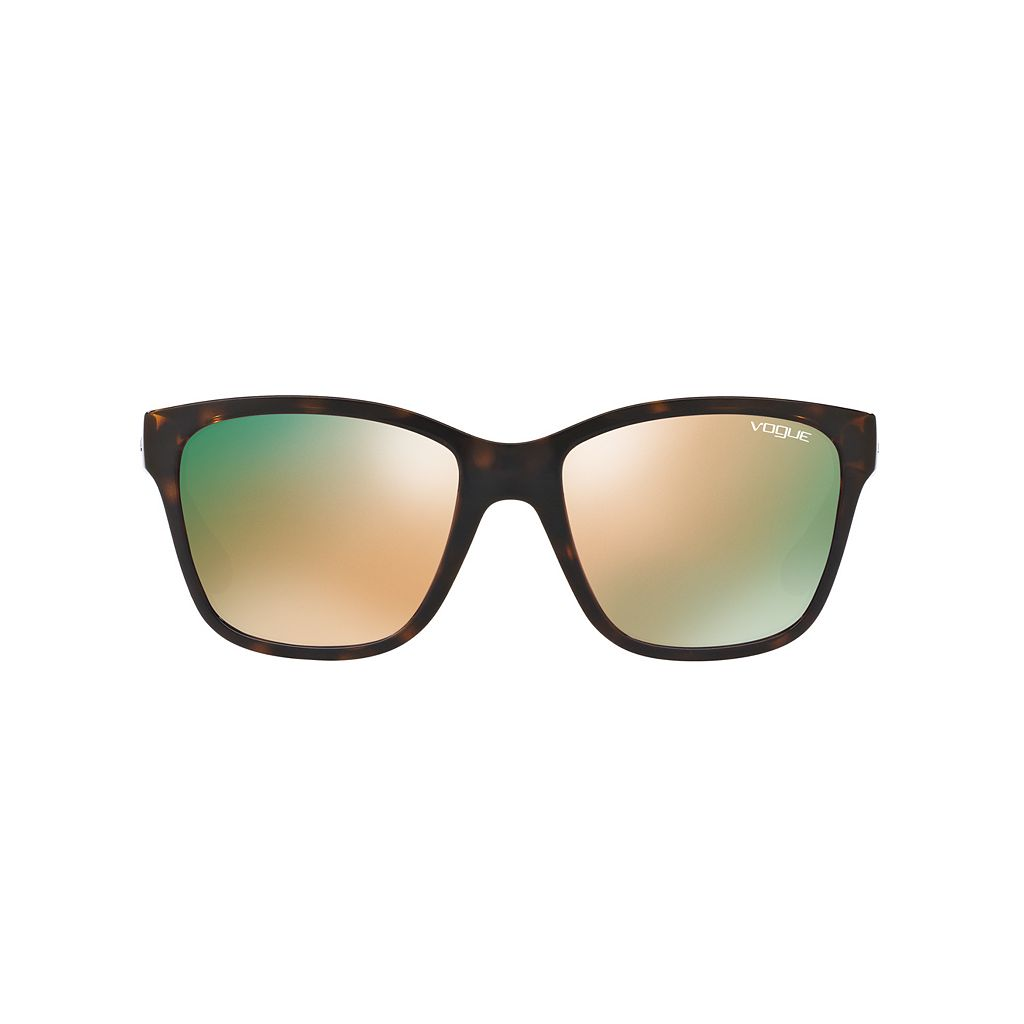 Vogue VO2896S 54mm Square Mirror Sunglasses