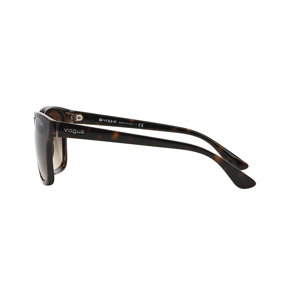 Vogue VO2896S 54mm Square Gradient Sunglasses