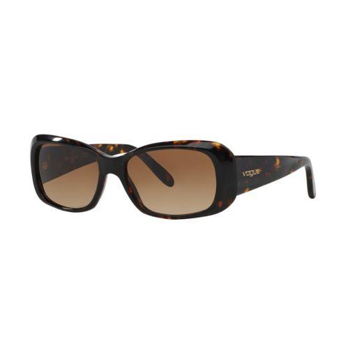 Vogue VO2606S 52mm Rectangle Gradient Sunglasses