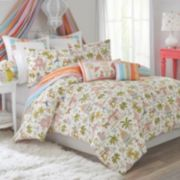 Haute Girls Safari Comforter Set