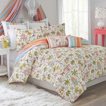 Haute Girls Safari Comforter Set