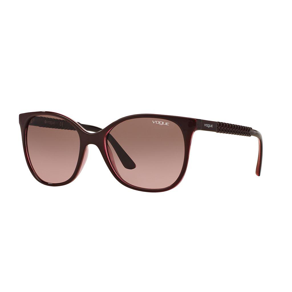 Vogue VO5032S 54mm Square Gradient Sunglasses