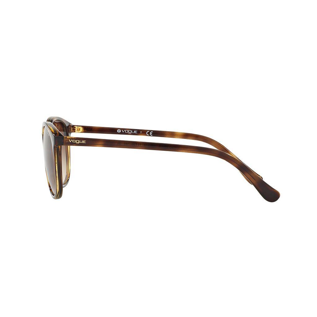 Vogue VO5051S 52mm Square Gradient Sunglasses