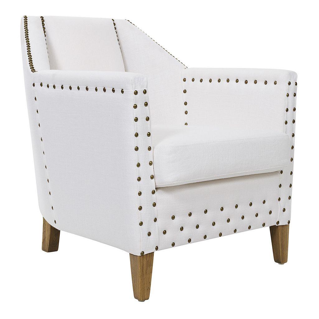 Safavieh Couture Mandeville Modern Accent Chair