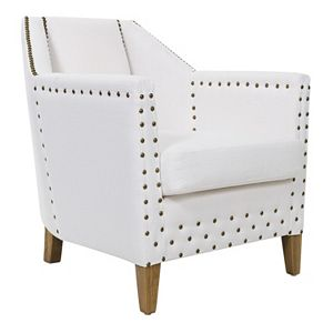 Safavieh Couture Mandeville Modern Accent Chair
