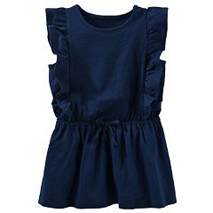 Girls 4-8 OshKosh B'gosh® Ruffled Tunic