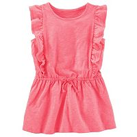 Toddler Girl OshKosh B'gosh® Ruffled Tunic