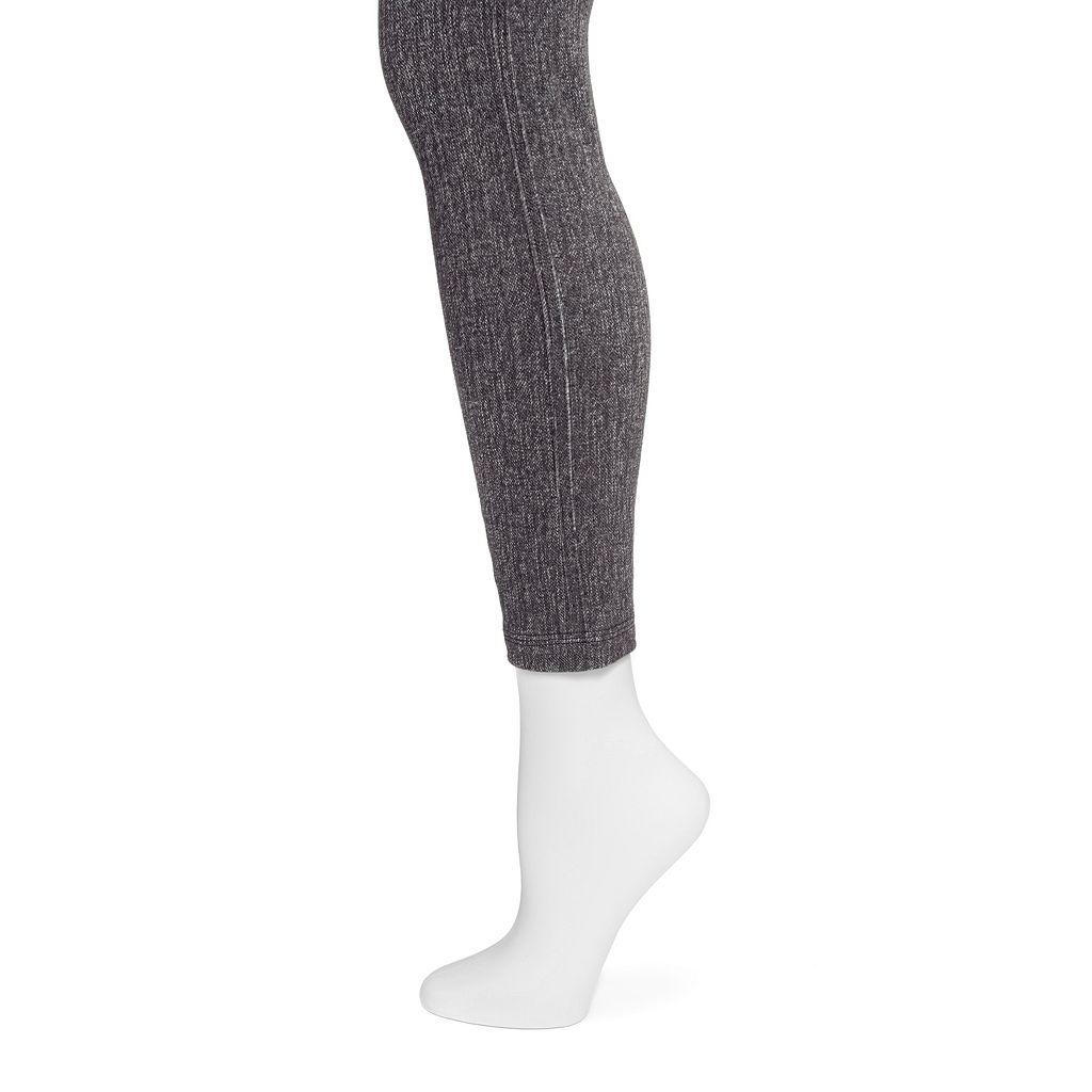 MUK LUKS Terry-Lined Leggings