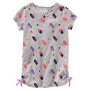 Girls 4-8 OshKosh B'gosh® Heart Cinched Tunic