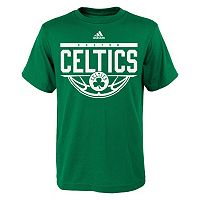 Boys 8-20 adidas Boston Celtics Balled Out Tee