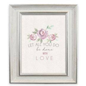 """Belle Maison 8"""" x 10"""" Luxe Metal Frame"""