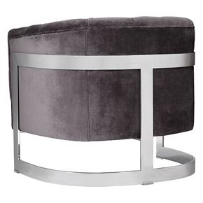Safavieh Couture Velvet Accent Chair