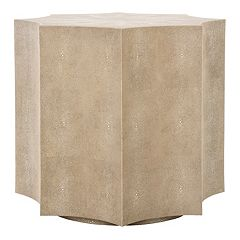 Safavieh Couture Starburst Textured End Table