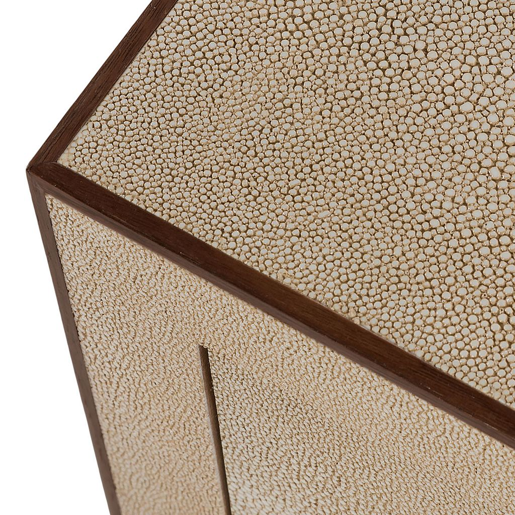 Safavieh Couture Textured 1-Drawer End Table