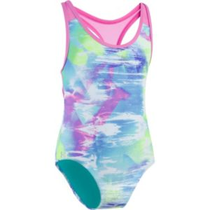 Girls 7-16 Under Armour Dusty One-Piece Swimsuit