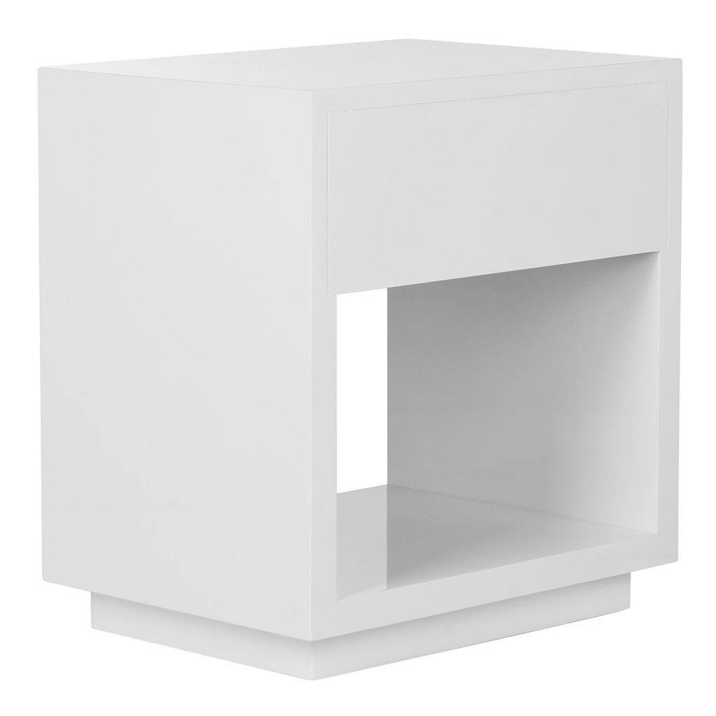 Safavieh Couture Rustic Modern 1-Drawer End Table
