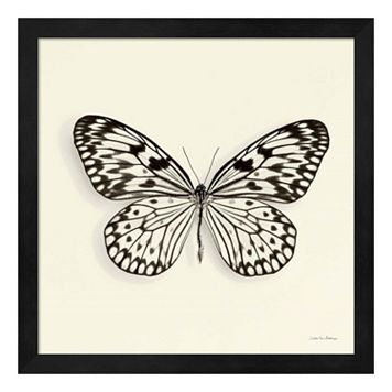 Butterfly V Framed Wall Art