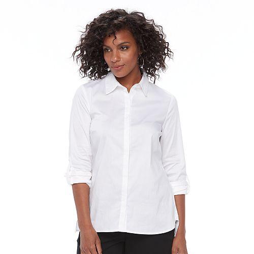 Women's Apt. 9® Structured Shirt