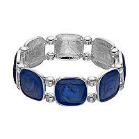 Square Stretch Bracelet