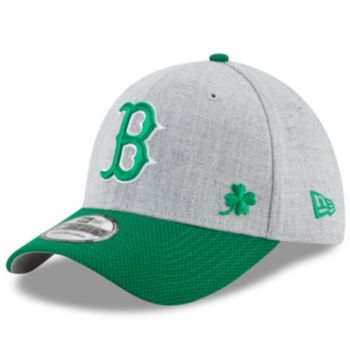 Adult New Era Boston Red Sox Change Up Redux St. Patrick's Day 39THIRTY Fitted Cap