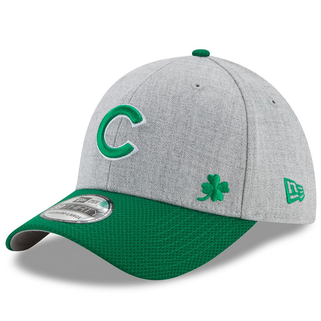 Adult New Era Chicago Cubs Change Up Redux St. Patrick's Day 39THIRTY Fitted Cap