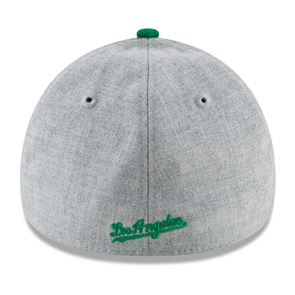 Adult New Era Los Angeles Dodgers Change Up Redux St. Patrick's Day 39THIRTY Fitted Cap