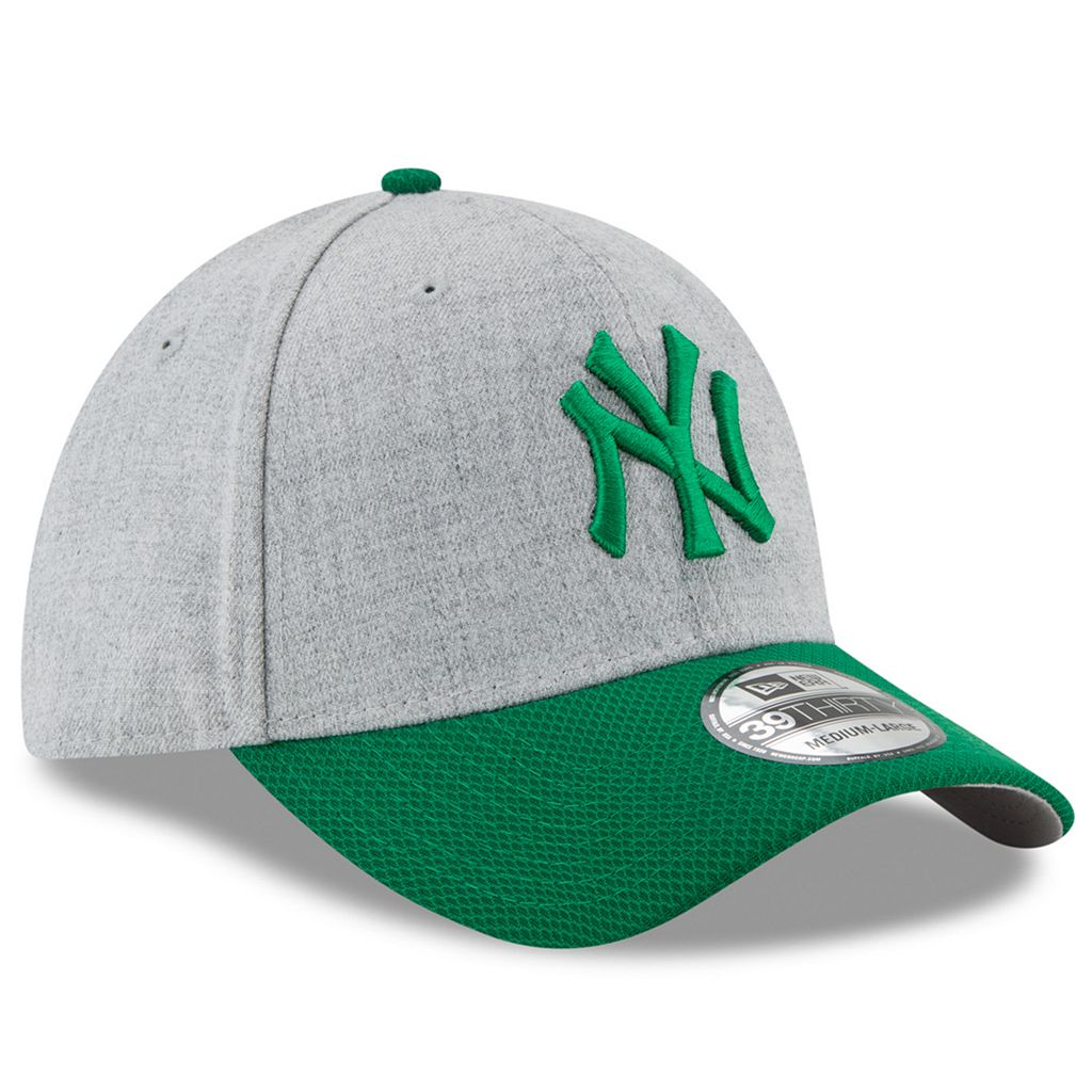 Adult New Era New York Yankees Change Up Redux St. Patrick's Day 39THIRTY Fitted Cap