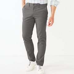 Men's SONOMA Goods for Life™ Flexwear Stretch Chino Pants