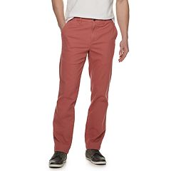 Men's SONOMA Goods for Life™ Stretch Chino Pants