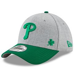 Adult New Era Philadelphia Phillies Change Up Redux St. Patrick's Day 39THIRTY Fitted Cap