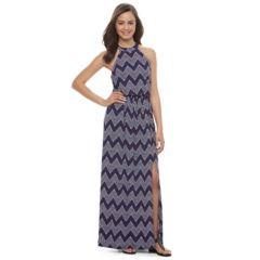 Juniors Blue Maxi Dresses, Clothing | Kohl's