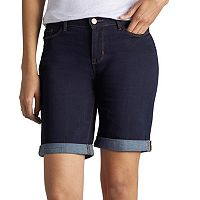 Women's Lee Gunnison Bermuda Jean Shorts